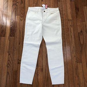 NWT Vineyard Vines skinny jeans